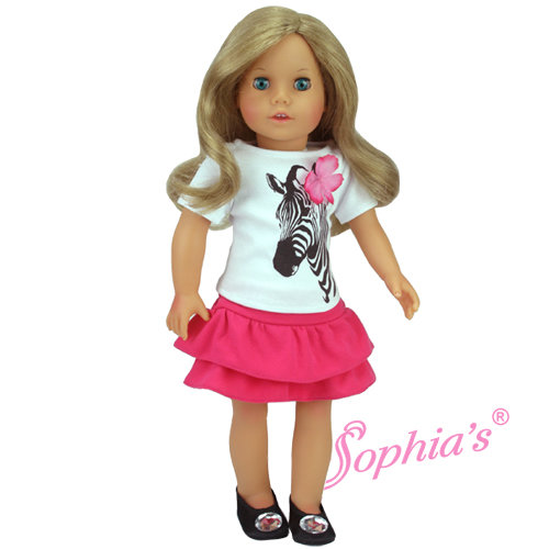 Sophia's 18 Inch Doll-available Dec. at Bear Haven Boutique