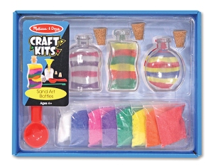sand art party kit