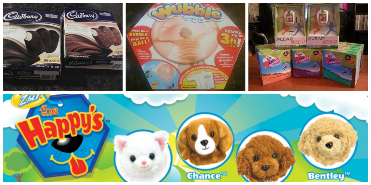 Just a few of the products reviewed on Bear Haven Mama
