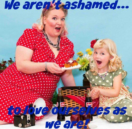 not shamed